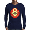 Red Horse Extra Strong Beer Mens Long Sleeve T-Shirt
