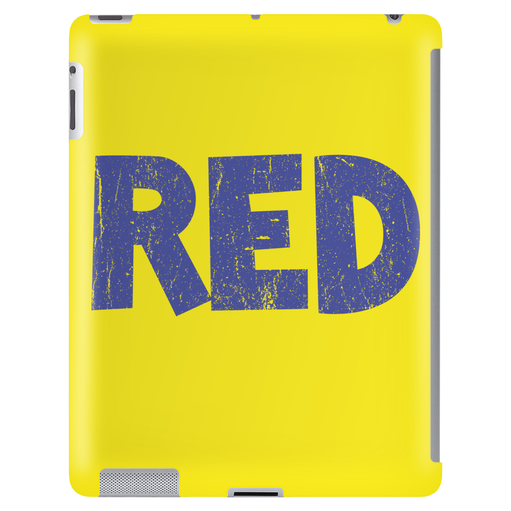 Red is Red. Tablet