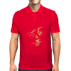 Red-Kiss Mens Polo