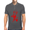 Red Max Payne Mens Polo