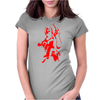 Red Max Payne Womens Fitted T-Shirt