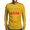 Red Pikmin Mens Long Sleeve T-Shirt