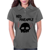 Red Pineapple Womens Polo