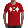 Red Rangers Mens T-Shirt