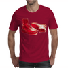 Red Skinhead Bovver Boots Ideal Birthday Gift or Present Mens T-Shirt