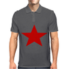 Red Star Army Mens Polo