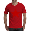 Red Star Army Mens T-Shirt