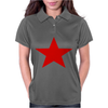 Red Star Army Womens Polo