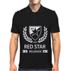 Red Star Belgrade Serbia Socer Mens Polo