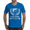 Red Star Belgrade Serbia Socer Mens T-Shirt