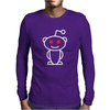 Reddit Alien Mens Long Sleeve T-Shirt