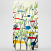 Reeds in Pond Phone Case
