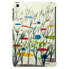 Reeds in Pond Tablet (vertical)