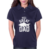 Reel Great Dad Womens Polo