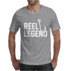 Reel Legend Funny Lure Father's Day Country Fishing Bass Humor Mens T-Shirt