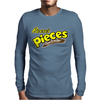 Reeses Pieces Candy Mens Long Sleeve T-Shirt