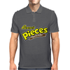 Reeses Pieces Candy Mens Polo