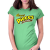 Reeses Pieces Candy Womens Fitted T-Shirt
