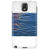 Reflections in the water Phone Case