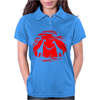 Relaxed Giraffe Womens Polo