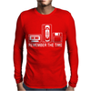 Remember The Time Mens Long Sleeve T-Shirt