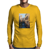 Remembering Venice - Canvas Painting Mens Long Sleeve T-Shirt