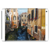 Remembering Venice - Canvas Painting Tablet