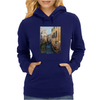 Remembering Venice - Canvas Painting Womens Hoodie