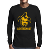 RENTAGHOST 70s 80s KIDS TV SERIES SHOW RETRO Mens Long Sleeve T-Shirt