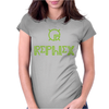 Rephlex Label Womens Fitted T-Shirt