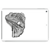 reptile - Iguana Tablet (horizontal)
