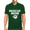 Rescue Mom Mens Polo
