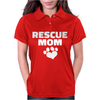 Rescue Mom Womens Polo