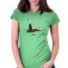 Rescuer Womens Fitted T-Shirt