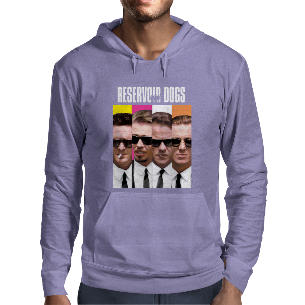Reservoir Dogs comedy crime thriller Quentin Tarantino Mens Hoodie