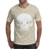 Resistance Inspired Skull Mens T-Shirt