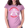 Resistance is Fertile Activist Gardener Womens Fitted T-Shirt