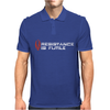 Resistance is Futile Mens Polo