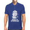 Respect my Authoritah Mens Polo
