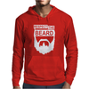RESPECT THE BEARD. Mens Hoodie