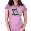 Respect your mother earth Womens Fitted T-Shirt