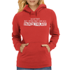 retired funny Womens Hoodie