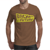 Retro Back to the future Mens T-Shirt