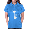 Retro Cat Womens Polo