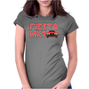 Retro Classic Car Mk1 Fiesta Womens Fitted T-Shirt