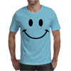 Retro Smiley Face Mens T-Shirt
