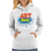 Retro Tv Show Unofficial Art Attack Womens Hoodie