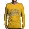 Reverse Mens Long Sleeve T-Shirt
