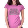 Reverse Womens Fitted T-Shirt
