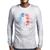 Revolt Mens Long Sleeve T-Shirt
